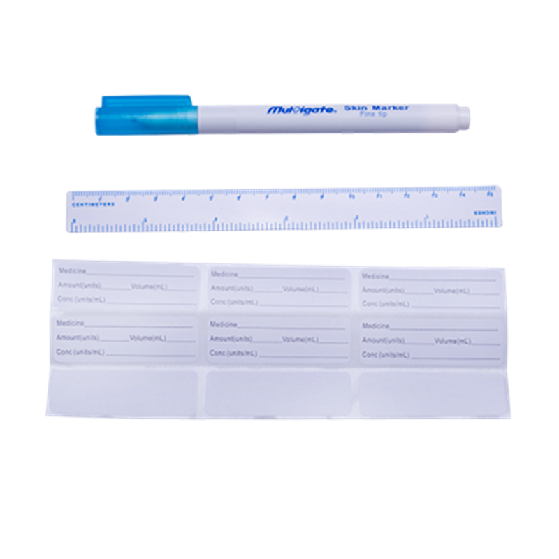 Surgical Marking Pen with 0.5mm Tip